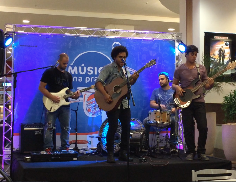 Música na Praça - Recreio Shopping (Heverton Castro)
