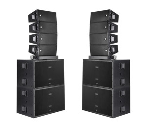 Small Line Array - RCF
